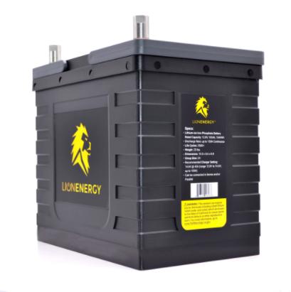 Lion Energy 12v lithium-ion battery